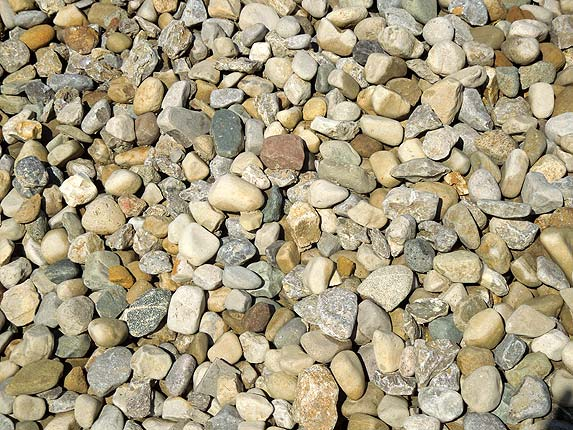 Roofing Gravel New Point Stone Company